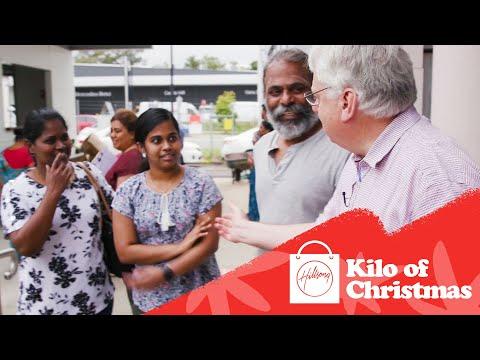 Hillsong Kilo of Christmas  Refugee Support  Hillsong Church Online