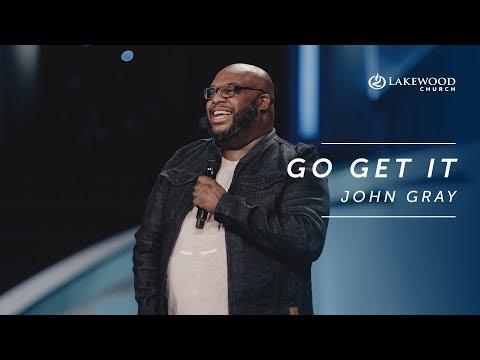 John Gray - Go Get It