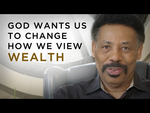 God Wants Us to Change How We See Wealth
