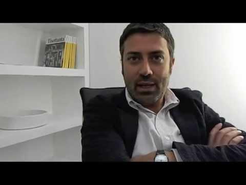 Andrea Bajani intervistato su Chaise Longue Db 03 by Tisettanta