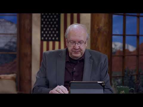 Charis Daily Live Bible Study: Prophesy to the Storm - Greg Mohr - Aug 13, 2020