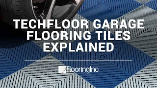 TechFloor Garage Flooring