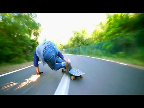 People Are Awesome (downhill longboarding edit) - UCDzjMZV2JhDnuyV5YRneI7w
