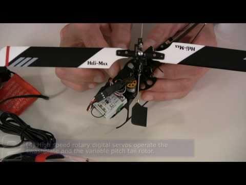 Heli-Max Novus 125CP Review - Part 1 - UCDHViOZr2DWy69t1a9G6K9A