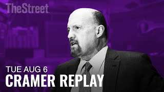 Jim Cramer's Thoughts on Currency Manipulation and Take-Two