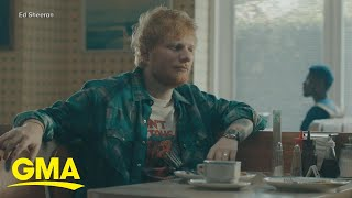 Ed Sheeran marries longtime love Cherry Seaborn and releases new album