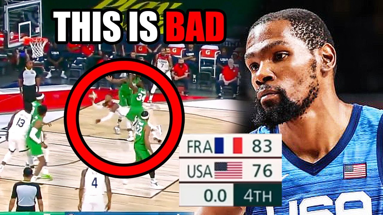 The NBA Is SO Much Worse Than We Thought And Here's Why (Ft. Team USA)