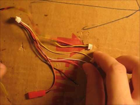 Specs Build Part 8 - Wire video transmitter to FPV camera and PDB - UCsS-1RYMtxwSxIiF2itDTUw