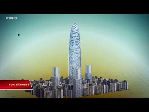 Dubai giới thiệu thêm một biểu tượng nhà chọc trời mới (VOA)