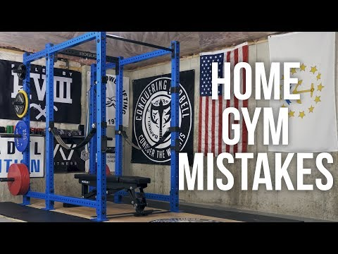 Biggest Home Gym Mistakes I Made - UCNfwT9xv00lNZ7P6J6YhjrQ