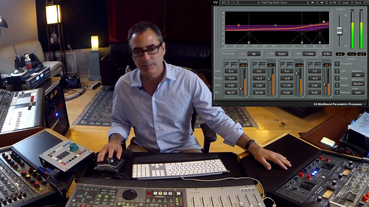 Tony Maserati on Multiband Compression for Vocals | Videos
