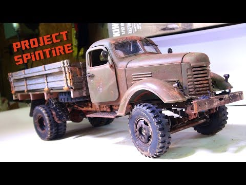 "RC ADVENTURES - Project: ""SPiNTiRE"" - FiNAL PRODUCT: RUST & AGiNG ""How To"" PT2 - 2WD CA10 WORK TRUCK - UCxcjVHL-2o3D6Q9esu05a1Q"