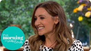 Exclusive: Corrie's Catherine Tyldesley Joins Strictly Come Dancing! | This Morning