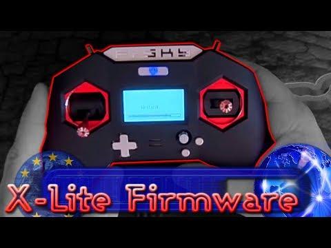 FrSky X-Lite Firmware [Flashing Firmware - Inc. EU to Int & XJT Module] - UCWptC50AHZ7CKDInm8Of0Mg