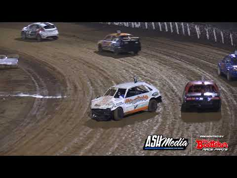 National 4's: Show Meeting - A-Main - Kingaroy Speedway - 02.05.2021 - dirt track racing video image