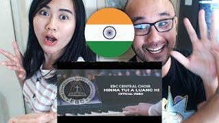 Indonesians React To HINNA TUI A LUANG HI (official video) - EBC CENTRAL CHOIR