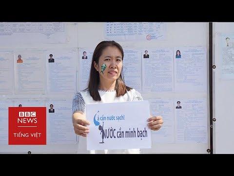 Mẹ Nấm nhận Giải thưởng Tự do Báo chí Quốc tế 2018 - BBC News Tiếng Việt
