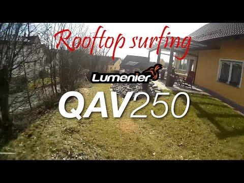 QAV250 Rooftop Surfing FPV Full HD 1080p - UCuBrlGaVWoe7X51WMw5fSrg