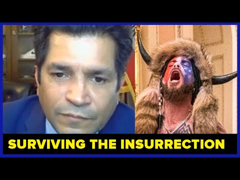 Congressman's Harrowing Experience Trapped in Capitol During Insurrection | The MeidasTouch Podcast
