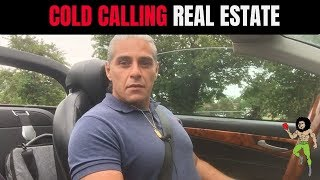 COLD CALL | Real Estate Investor Cold Calling Secrets and scripts