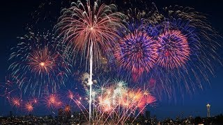 LIVE: Fourth of July fireworks over Commencement Bay in Tacoma