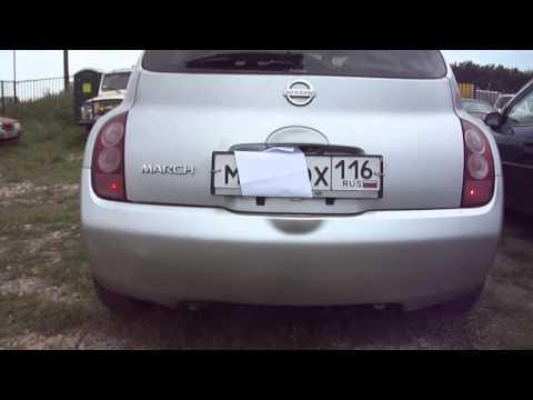2002 Nissan March.Start Up, Engine, and In Depth Tour. - UCfCRDwiCae7UWjBkSuDPnXw