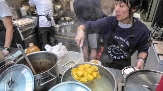 Chinese Dumplings and More Chinese Cuisine. London Street Food