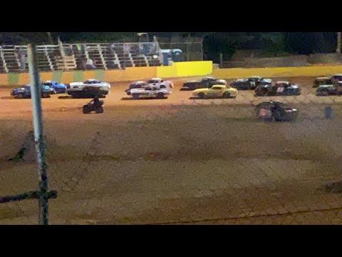 5/1/2021 Pure Stock Harris Speedway - dirt track racing video image