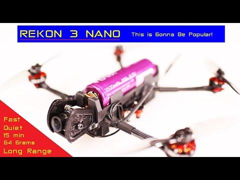 REKON 3 NANO FPV Drone - This is gonna be Popular! - UCm0rmRuPifODAiW8zSLXs2A