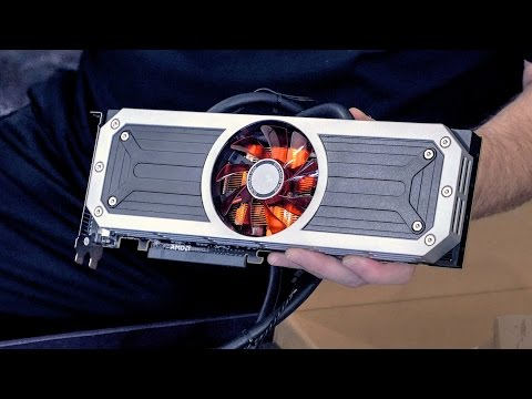 BEAST WATER COOLED 8GB Video Card! (R9 295X2 Hydra) - UCNJP0oF6k62xA_qhCLfwI-Q