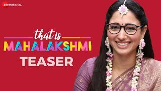 Video Trailer That Is Mahalakshmi