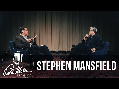 Stephen Mansfield's Path to Becoming a Writer
