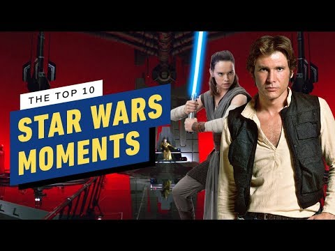 Top 10 Star Wars Movie Moments