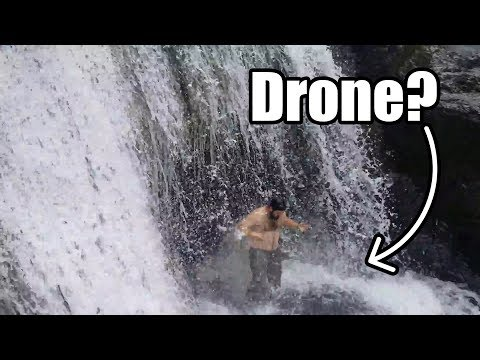 Can We Find this Drone in Glacial Runoff? - UCKy1dAqELo0zrOtPkf0eTMw