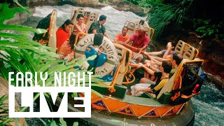 Early Night Live: Cooling Off at Disney's Animal Kingdom