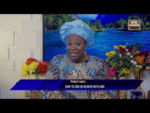Dr Becky Paul-Enenche - SEEDS OF DESTINY  FRIDAY DECEMBER 4, 2020