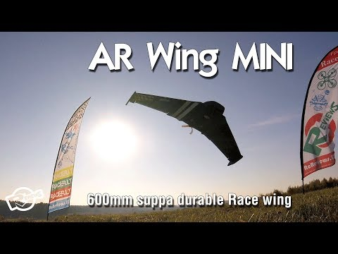 Sonicmodell Mini AR Wing 600mm - low pass, low speed samples - UCv2D074JIyQEXdjK17SmREQ
