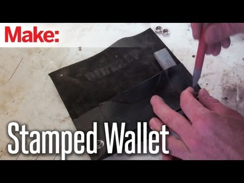DiResta: Stamped Wallet - UChtY6O8Ahw2cz05PS2GhUbg