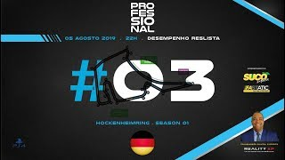 #3 Professional |PS4| GP da Alemanha