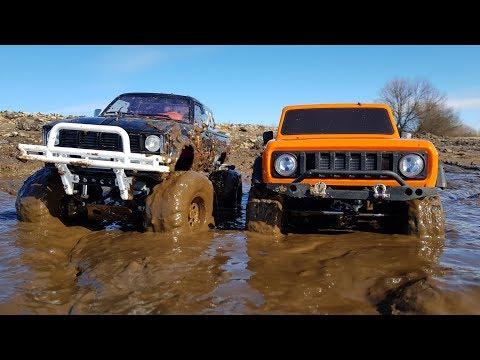 Сравнительный тест-драйв Redcat GEN8 и HG P407 ... Scale RC cars - UCX2-frpuBe3e99K7lDQxT7Q