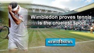 Wimbledon Proves Tennis Is the Cruelest Sport