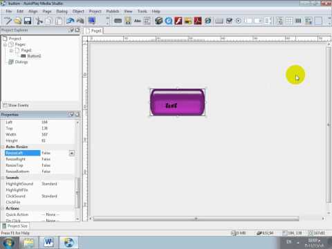 دورة Autoplay Media Studio كاملة – الجزء 11