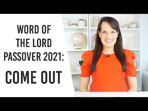 Prophetic Word for Passover
