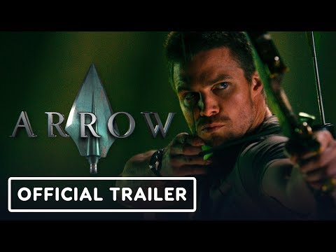 Arrow Season 8 Official Trailer - Comic Con 2019 - UCKy1dAqELo0zrOtPkf0eTMw
