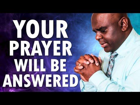 Your PRAYER Will Be ANSWERED - Matthew 6 - Morning Prayer