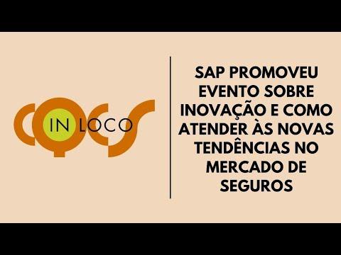 Imagem post: SAP promoveu evento sobre inovação e como atender às novas tendências no mercado de seguros
