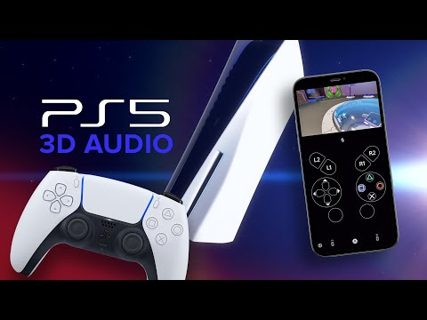 PlayStation 5 now supports 3D audio through TV speakers