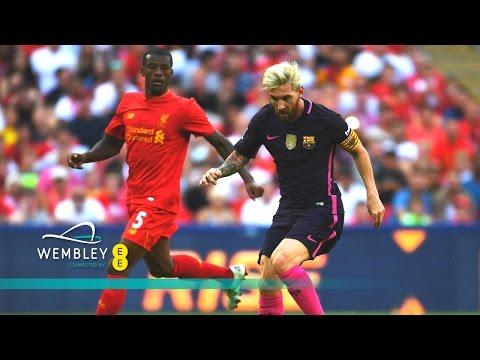 Best of Wembley Stadium 2016 (Ft Messi, Ibrahimović, Yaya Touré) | Wembley
