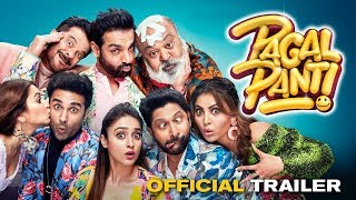 Video Trailer Pagalpanti