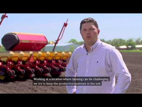 We are Tempo farmers - Ukraine: Masymenko Maksym
